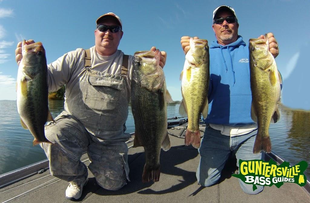 Great week for Guntersville fishing report