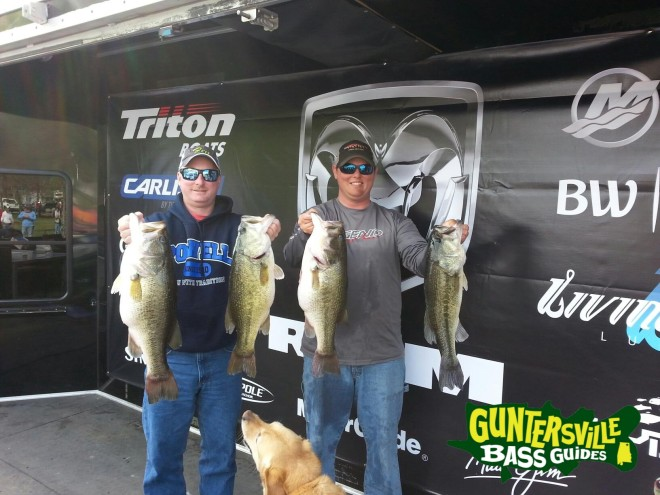 Leary & Hatfield 31.15lbs