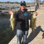 BFL 5th Place Guntersville Bass Fishing Guides