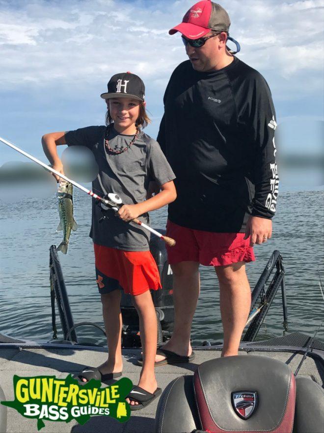 Guntersville Bass Fishing Guides