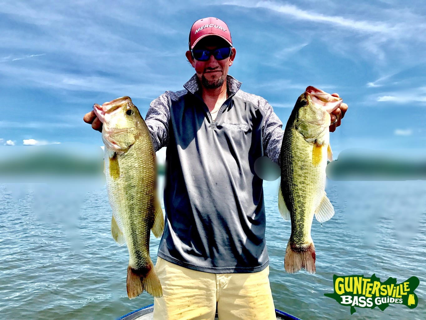 Lake guntersville june 28th for Bass fishing trips