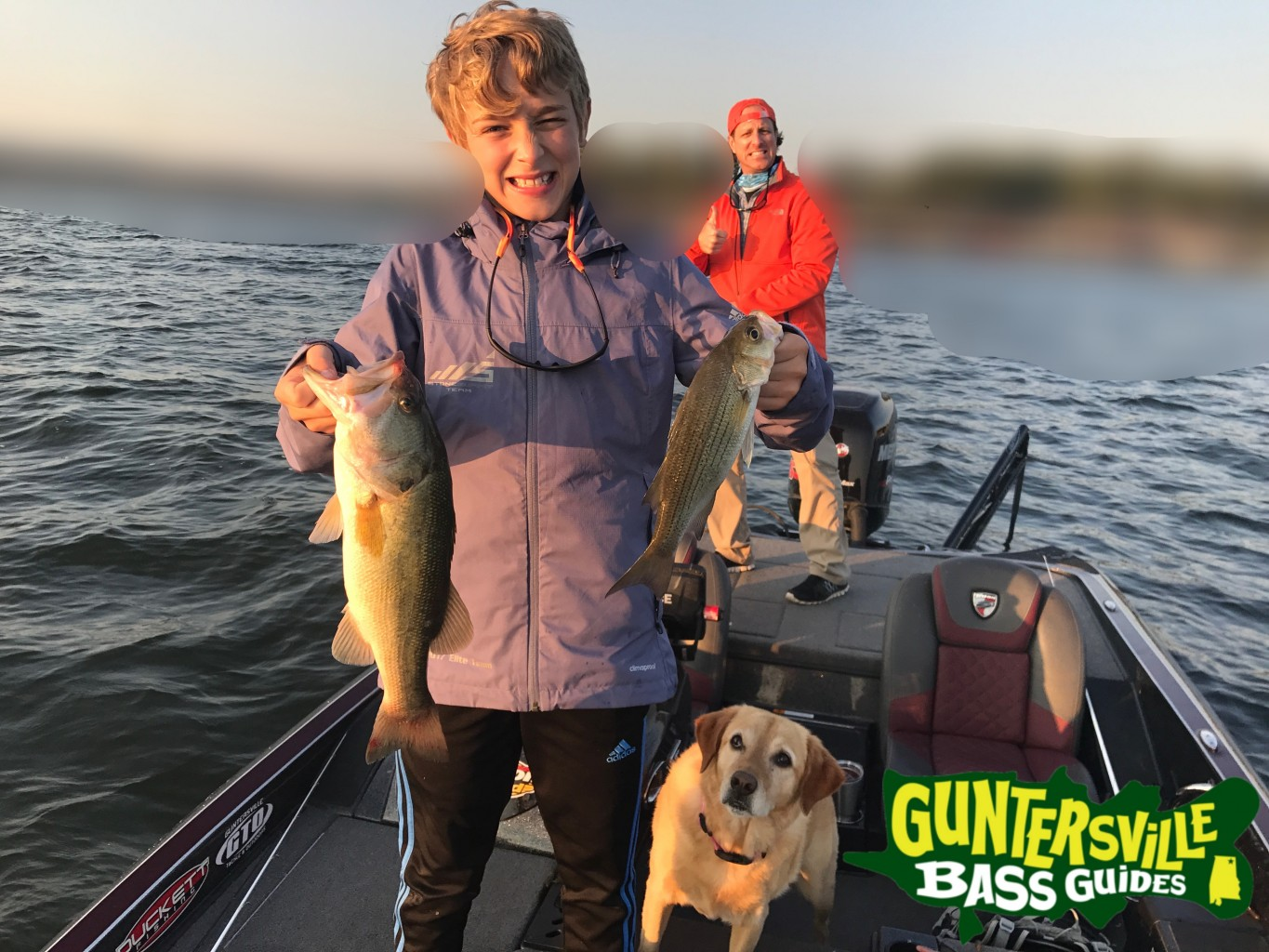 September to remember for Fishing report lake guntersville