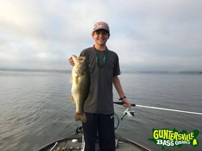 Guntersville Bass Guides