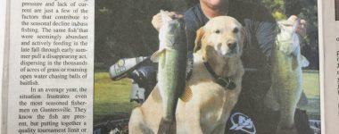Lake Guntersville Fishing Report. 9-11-17