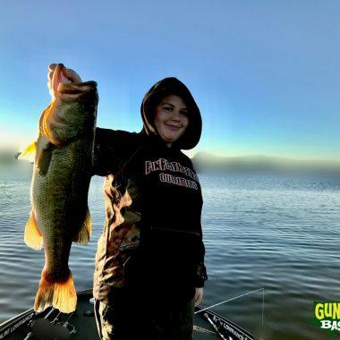 Lake Guntersville Fishing Is Strong