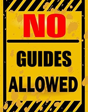 No Pro's Or Guides Allowed