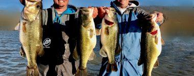 Lake Guntersville Fishing Update 3/18/18