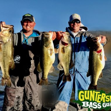 Lake Guntersville Fishing Update 3/18/18