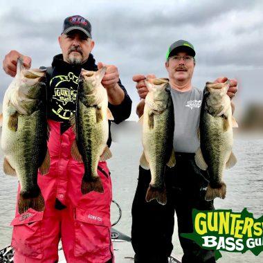 Lake Guntersville Best February To Date 2/18/18