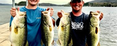 Lake Guntersville April 9th 2018