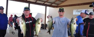 Lake Guntersville Update May 4th