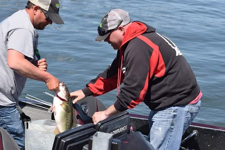 Guntersville Bass Guides Freedom Marine