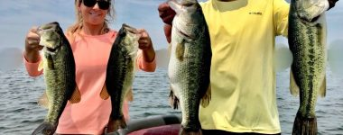 Lake Guntersville May 13th  Post Spawn Fishing