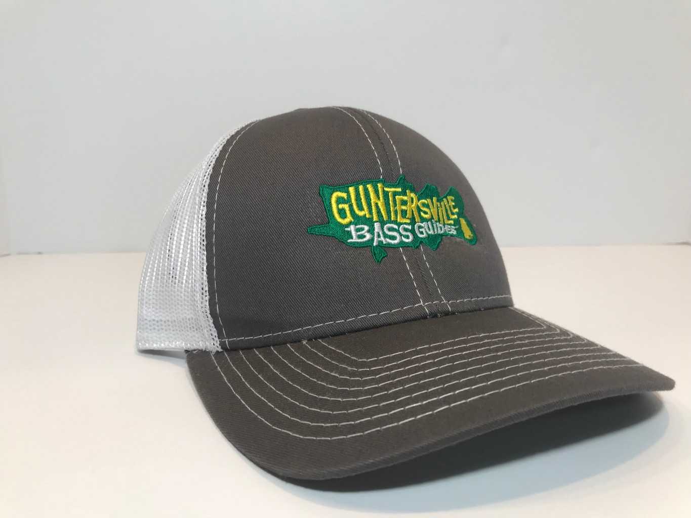 GUNTERSVILLE BASS GUIDES HATS