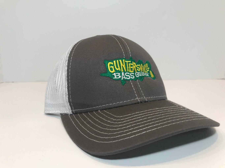 GUNTERSVILLE BASS GUIDES HATS