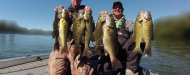 Lake Guntersville Fun Fall Fishing