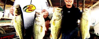 Lake UpDate For The BIG BASS SPLASH MARCH 29TH