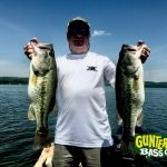 Guntersville Bass Guides Post Spawn Bite