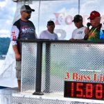 GUNTERSVILLE BASS GUIDES FOOD LAND TOURNAMENT CHRIS LANE