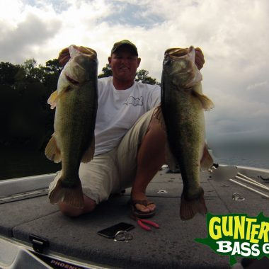 TopWater Fishing Lake Guntersville 10-5-18 Updated 10-7-18