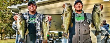 Wilson & Leary Win Back2Back Jakked Baits Tournaments