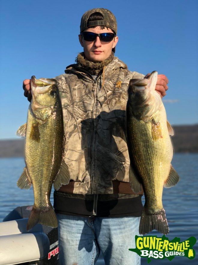 Guntersville Bass Fishing Guide