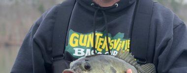 Guntersville bass guides Eric Wilson